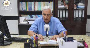 د. محمد أمين العسكري    رئيس قسم الاقتصاد